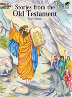 Stories from the Old Testament : Coloring Book - Marty Noble