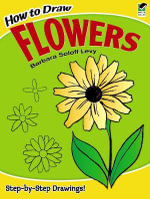 How to Draw Flowers - Barbara Soloff-Levy