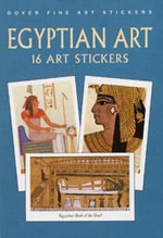 Egyptian Art : 16 Art Stickers