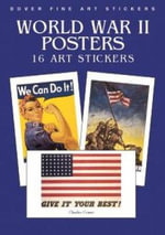 World War II Posters : 16 Art Stickers - Anna Samuel