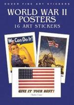 World War II Posters : 16 Art Stickers - Anna Samuel