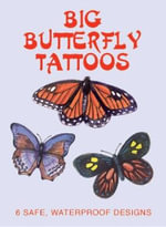 Big Butterfly Tattoos - Jan Sovak