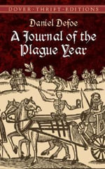 A Journal of the Plague Year : Dover Thrift Editions - Daniel Defoe