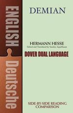 Demian : A Dual-Language Book - Hermann Hesse