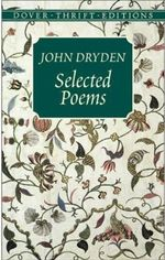 Selected Poems : Dover Thrift Editions - John Dryden