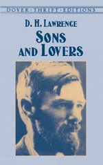 Sons and Lovers : Dover Thrift Editions - D. H. Lawrence