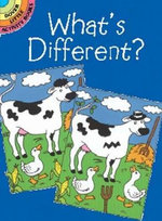 What's Different? : With 40 Stickers - Fran Newman D Amico