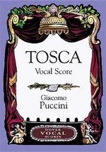 Giacomo Puccini : Tosca Vocal Score - Giacomo Puccini