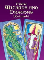 Twelve Wizards and Dragons Bookmarks - Marty Noble