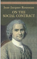 On the Social Contract : Dover Thrift Editions - Jean-Jacques Rousseau