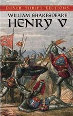 Henry V : Dover Thrift Editions - William Shakespeare