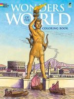 Wonders of the World Coloring Book : Coloring Book - A G Smith