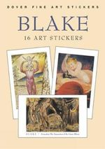 Blake: 16 Art Stickers : 16 Art Stickers - William Blake