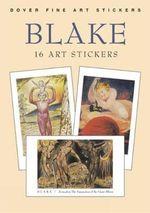 Blake: 16 Art Stickers : 16 Art Stickers - William Blake