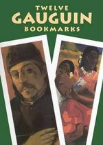 Twelve Gauguin Bookmarks - Paul Gauguin