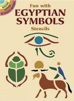 Fun with Egyptian Symbols Stencils - Ellen Harper
