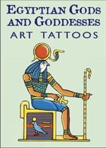 Egyptian Gods and Goddesses Art Tattoos - Marty Noble