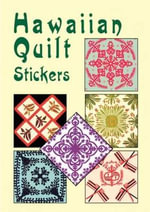 Hawaiian Quilt Stickers - Marty Noble