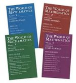 The World of Mathematics : A Geographical Interpretation - James R. Newman