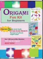 Origami Fun Kit for Beginners :