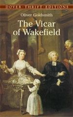 The Vicar of Wakefield : Dover Thrift Editions - Oliver Goldsmith