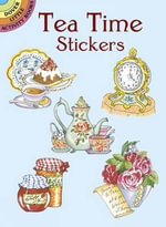 Tea Time Stickers - Joan O Brien