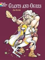 Giants and Ogres Coloring Book - Jan Sovak