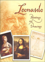 Leonardo Paintings and Drawings : 24 Cards - Leonardo Da Vinci