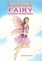 Glitter Fairy Sticker Paper Doll - Darcy May