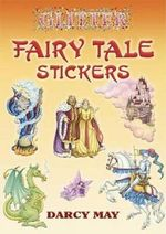 Glitter Fairy Tale Stickers - Darcy May