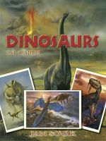 Dinosaurs : 24 Cards - Jan Sovak