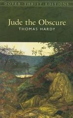 Jude the Obscure : Dover Thrift Editions - Thomas Hardy