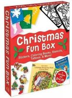 Christmas Fun Box : Dover Fun Kits - Dover Publications Inc
