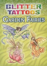 Glitter Tattoos Garden Fairies - Darcy May