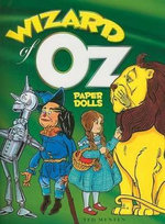 Wizard of Oz Paper Dolls : Dover Paper Dolls - Ted Menten