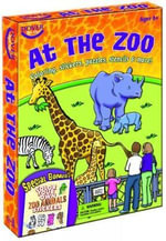 At the Zoo Fun Kit : Dover Fun Kit - Dover Publications Inc