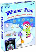 Winter Fun! Fun Kit : Dover Fun Kit - Dover Publications Inc