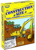 Construction Site Fun Kit - Dover Publications Inc