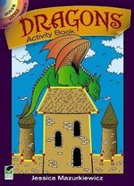 Dragons Activity Book : Sesame Street - Jessica Mazurkiewicz