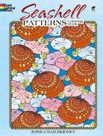 Seashell Patterns Coloring Book - Jessica Mazurkiewicz