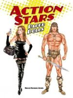 Action Stars Paper Dolls - Bruce Patrick Jones