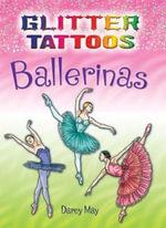 Glitter Tattoos Ballerinas - Darcy May