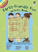 Earth-Friendly Fun Activity Book - Shelley Dieterichs