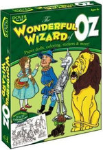 The Wonderful Wizard of Oz Fun Kit :  Paper Dolls, Coloring, Stickers & More! [With Sticker(s) and Color-Your-Own Poster and Crayons and Book, 2 Colorin - Dover