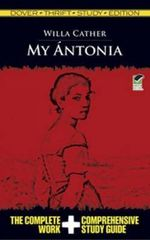 My Antonia : Thrift Study Edition - Willa Cather