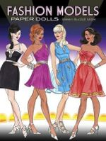 Fashion Models Paper Dolls - Eileen Miller