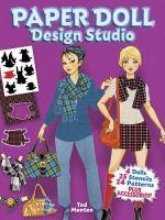 Paper Doll Design Studio - Ted Menten