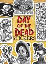 Day of the Dead Stickers : Dover Stickers - Dover