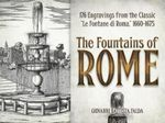 The Fountains of Rome : Selected Plates from the Classic