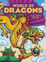 World of Dragons Coloring Book - Arkady Roytman